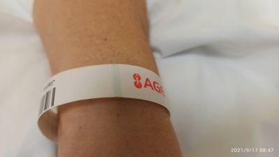 Hospitalizovaných pacientov skalickej nemocnice identifikujú prostredníctvom náramkov